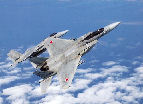 航空自衛隊の訓練